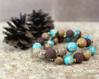 ALIGN CynRgy Aromatherapy Bracelet™ - Includes Essential Oil Sample, Gift Box & Free Shipping!