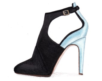 Rupert Sanderson Shoe