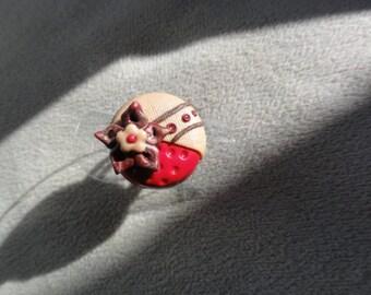 Ring red fantasy