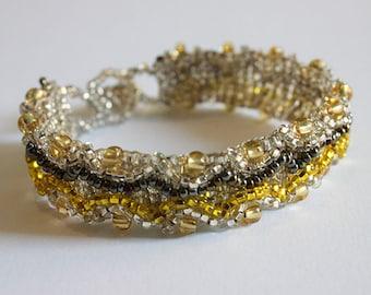 Chaquira Bracelet