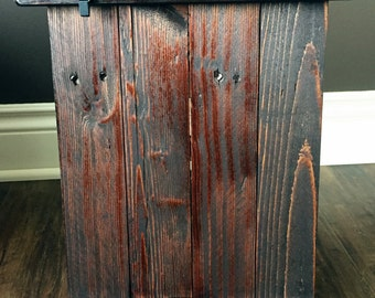 LARGE Rustic Picture Frame