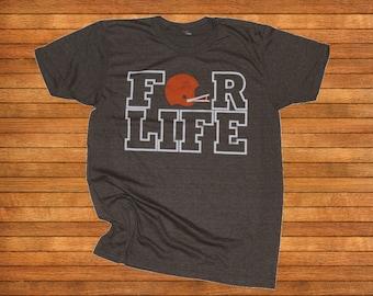 Orange & Brown For Life