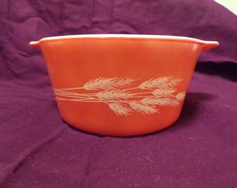 Pyrex Autumn Harvest 473