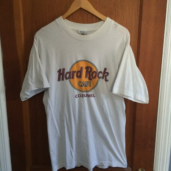 vintage hard rock cafe t shirt. Black Bedroom Furniture Sets. Home Design Ideas