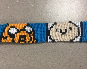 Adventure Time Friendship Bracelet