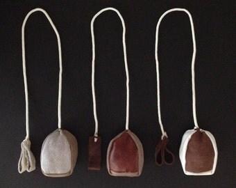 ON SALE - Leather Practice Poi