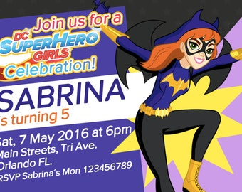 DC Super Hero Girls - Batgirl - We deliver your order in record time!, less than 4 hour! Best Value
