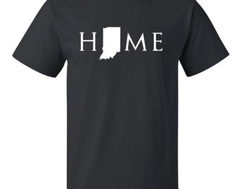 Indiana home T Shirt, Your state T Shirt, Indiana shirt, Indiana T Shirt, Indiana home, Indiana home T