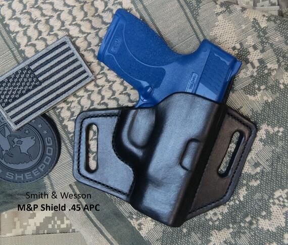 M&p Shield 45 Owb Holster   CINEMAS 93
