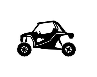 RZR Yeti Decal - 30 oz Yeti Decal - 20 oz yeti Decal - Yeti Decal for men