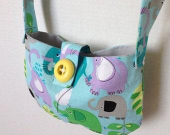 Ellie purse, Shoulder purse, Toddler handbag