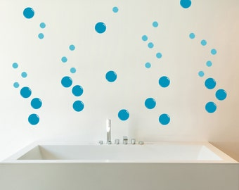 Bubbles - Vinyl Wall Sticker