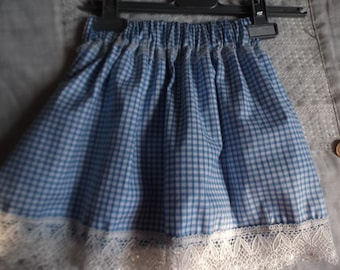 SKIRT GINGHAM 3 YEARS
