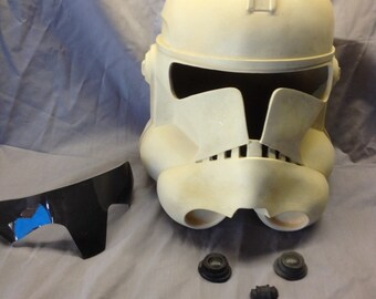 Star wars clone trooper helmet kit prop