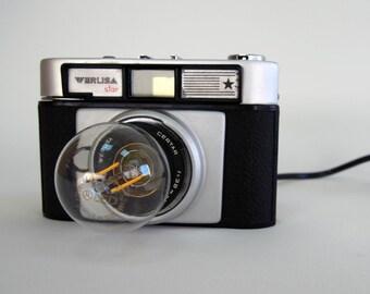 Lamp - Edison camera