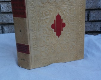 1937 Webster's Universal Unbridged Dictionary volume 1 A to LITH