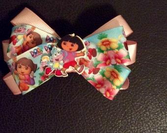 Dora the explorer Hairbows