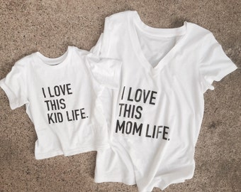 Mom & Kid Life Set