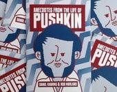 Anecdotes From the Life of Pushkin (minicomic)