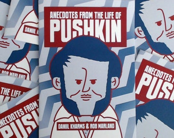 Anecdotes From the Life of Pushkin (minicomic)