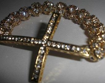 Beautiful Cross Bracelet