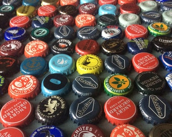One Pound BLACK Bottle Caps - FREE SHIPPING