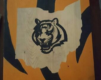 Ohio Bengals sign