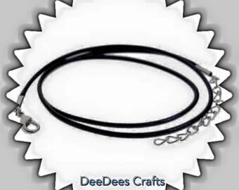 20 x Waxen Rope Necklaces