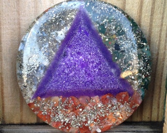 Orgone Energy Charging Disk