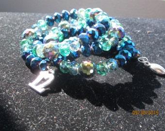 12th man wrap bracelet