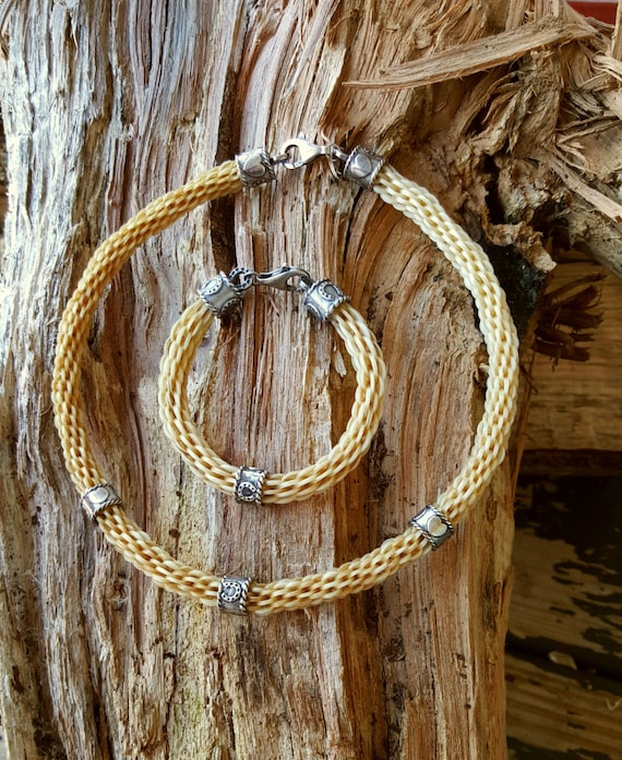 Ponylocks Custom Horsehair Jewelry Home: Custom Horse Hair Necklace Bracelets Sold By
