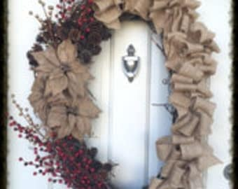 Have a Merry Christmas Wreath
