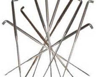 Needle Felting Needles - #38 Gauge for Fine Detail - 5 per package