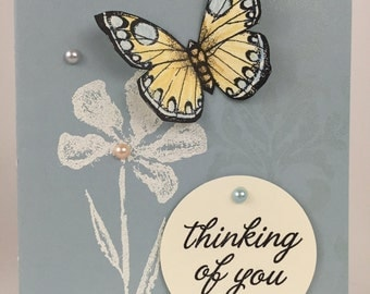 Card 107- Thinking of you.  A2