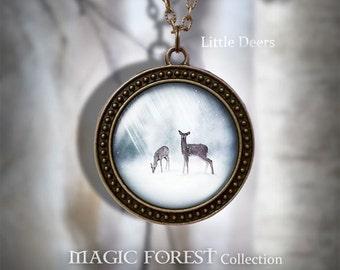 Necklace - Little Deers