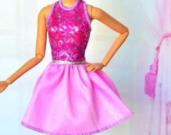 Barbie doll clothes, FANCY BARBIE SHOES, Barbie dress, Barbie ballgown, Barbie doll, Barbie fashion, Barbie clothing,modest doll clothes