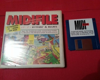 MIDIFILE disk 3