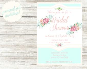 Bridal Shower Invitation!