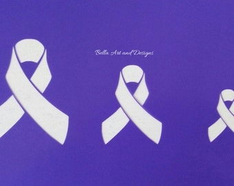 Pretty ribbon stencils - **Free gift with every order*