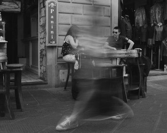 On the Move - Florence, Italy