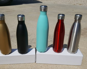 Stainless Steel Water Bottles/16.9oz Stainless Steel Bottles