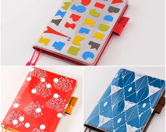Hobonichi A5/Cousin Cover on Cover