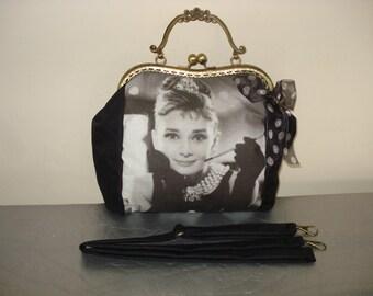 Audrey Hepburn Hand Bag