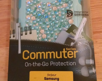 NEW (Handmade by me) Otterbox Commuter Samsung Galaxy Note 4 Case