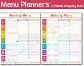 Menu Planner / Meal Plann...