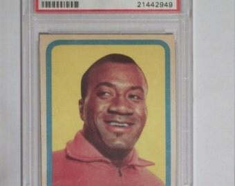 1963 Topps CFL #41 Don Clark PSA 8 (ST)