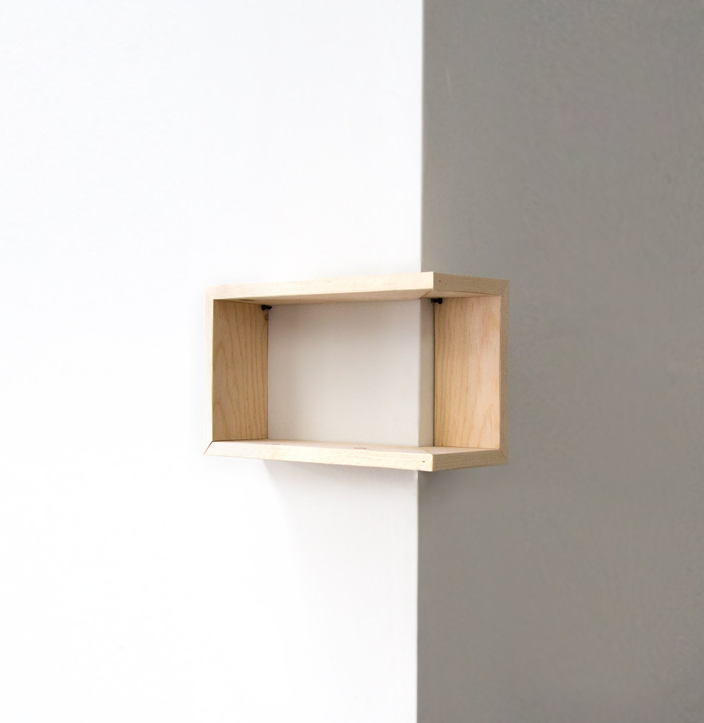 clean and simple  etsy - wooden shelf wooden shelves wood shelf geometric shelves geometric shelfcorner