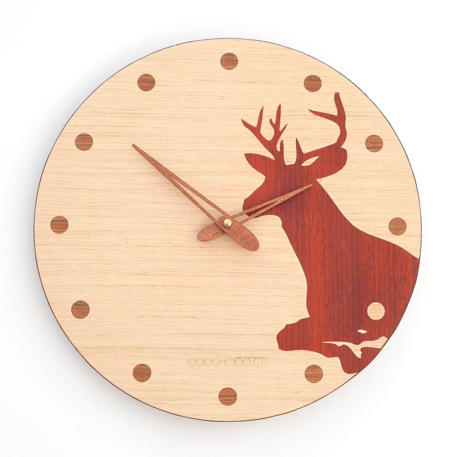 handmade wooden clocks wall clock wooden wall clock handmade technique of marquetry 8754