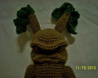 Amigurumi Harry Potter Mandrake