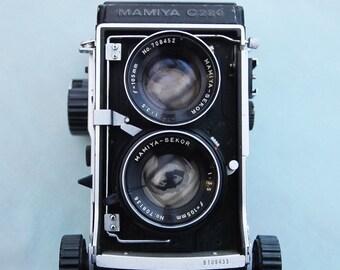 Camera Mamiya C220 professional